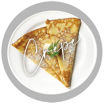 Feature Crepe